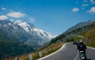 drive to Grossglockner