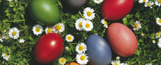 Easter traditions in austria