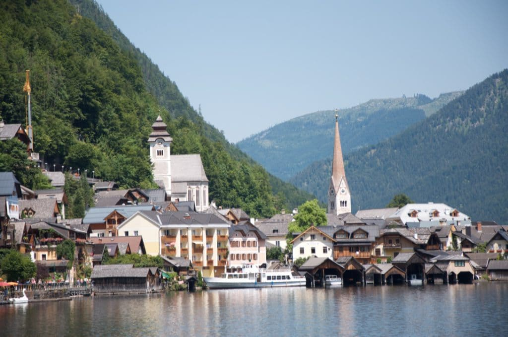 Village of Hallstatt2