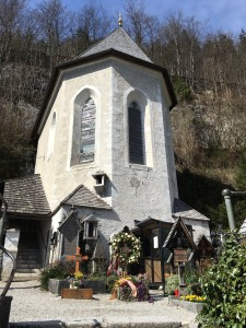 bone house Hallstatt
