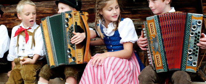 children's music traditionally