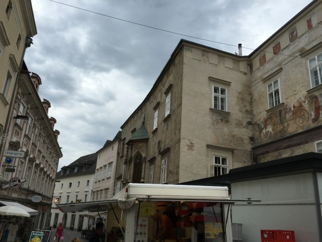 krems old building