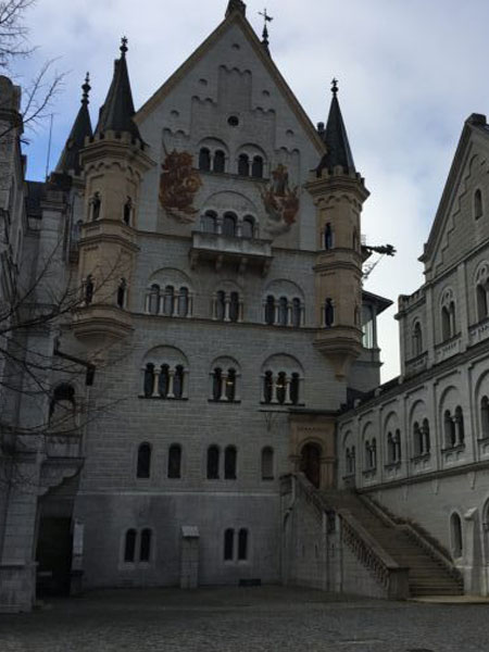 Castle of Neuschwanstein